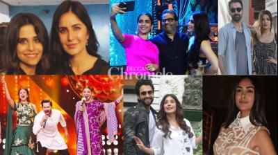 B-Town stars of upcoming films were spotted at events related to their ventures in Mumbai on Monday. (Photos: Viral Bhayani)