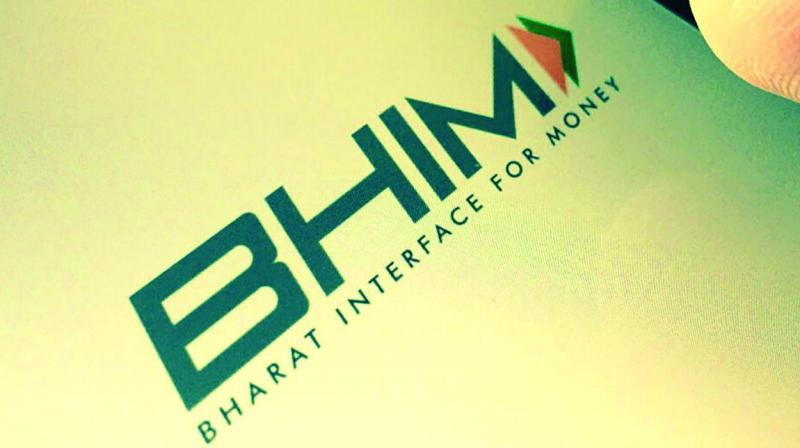 Bhim started losing its market share in July 2017 as it dropped from over 45 per cent to around 40 per cent in a month's time.