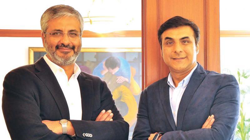 Gautam and Sandip Kumar