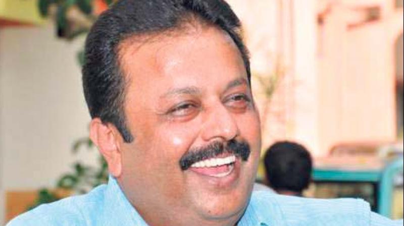 N. Cheluvarayaswamy former minister