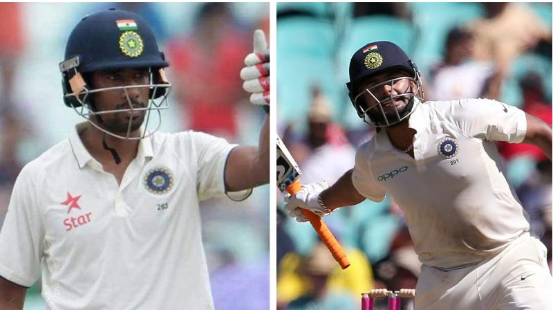 Wriddhiman Saha opens up on his rapport with Rishabh Pant
