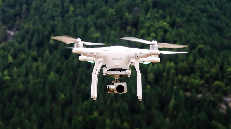 The regulation prevents the drones from flying around airports, near international border, near coast line, state secretariat complexes. (Representational Image)