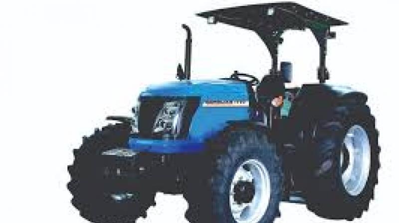 Sonalika International Tractors