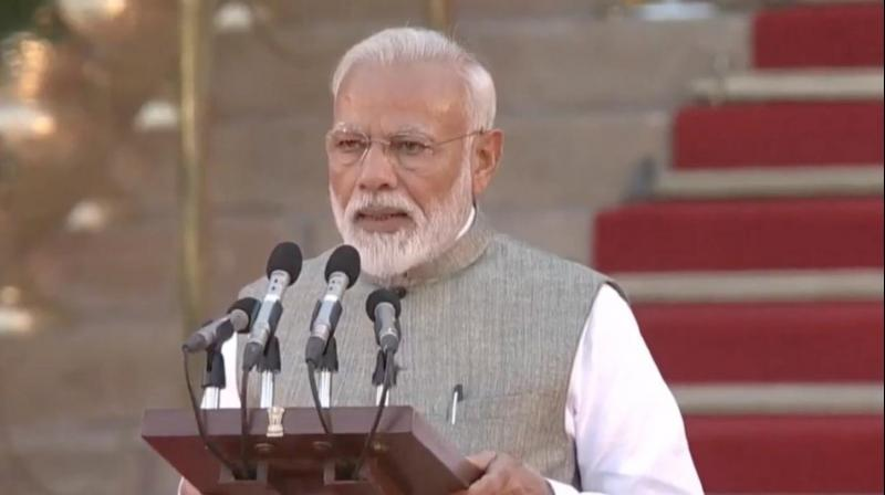 Prime Minister Narendra Modi (Photo: Twitter/BJP)