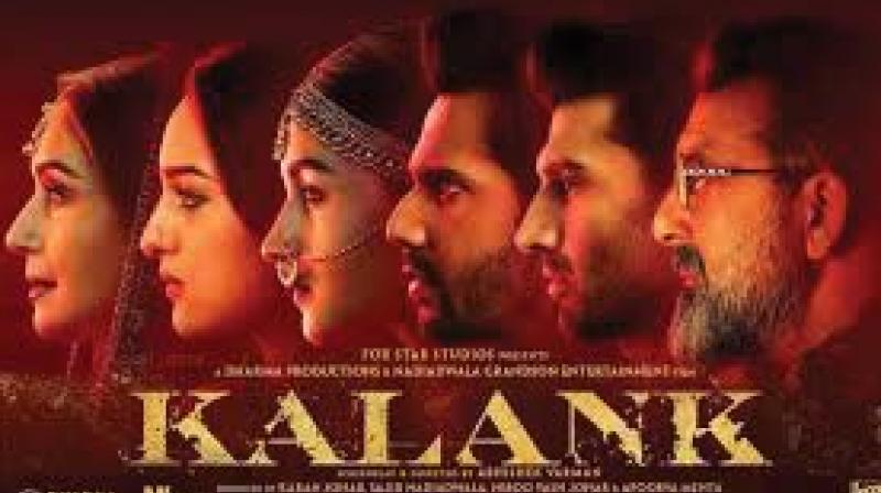Kalank Movie Review Puny Human Drama In A Grand Setting