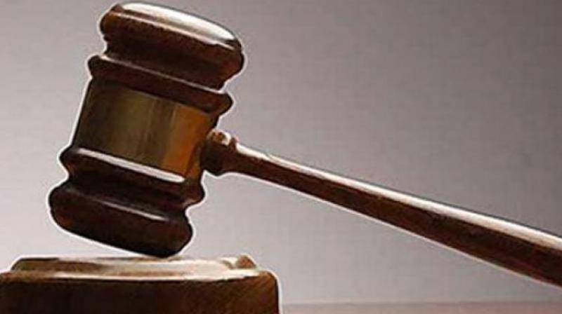 Mahila Court judge Balakrishnan sentenced Ramayan to double life imprisonment on Wednesday and also slapped a fine of Rs 2,500 on him. (Representational Image)