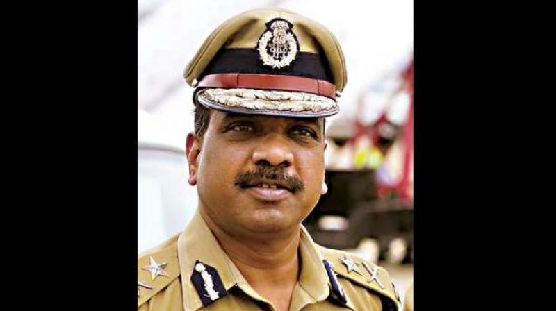 City Police Commissioner T. Suneel Kumar
