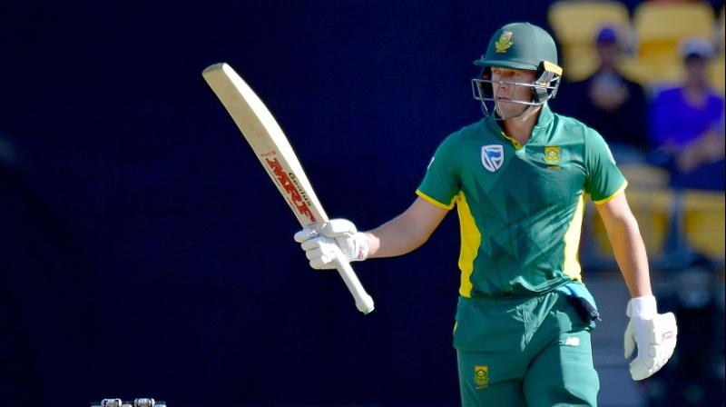 South Africa have had a huge boost ahead of this fourth ODI with star batsman AB de Viliers returning to the fold. He batted fluently in the nets today and is sure to play the game with either one of David Miller or Khaya Zondo missing out. (Photo: AFP)