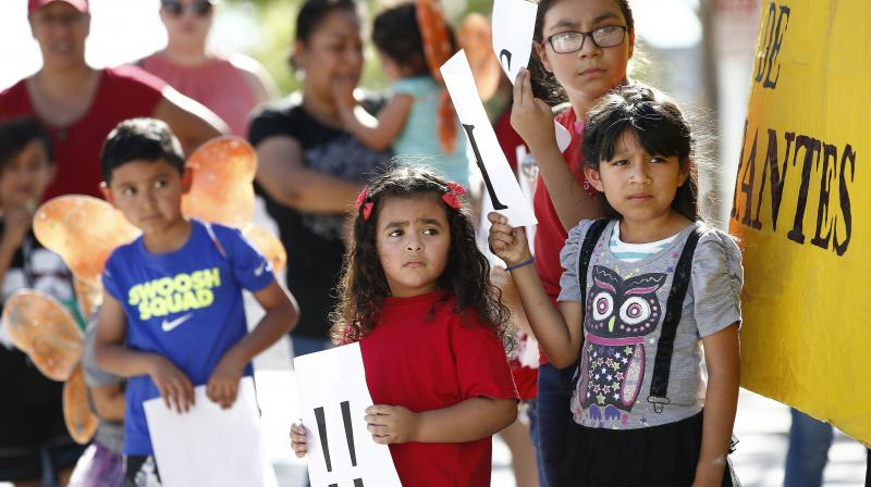 A rebound in the number of Central American migrants - most fleeing incessant gang violence in their impoverished homelands - being detained on the southern border prompted the Trump administration to implement the zero tolerance policy. (Photo: AP)