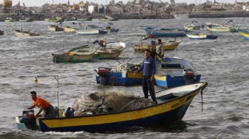 8 Tamil Nadu fishermen arrested by Sri Lankan Navy (Representational Image)