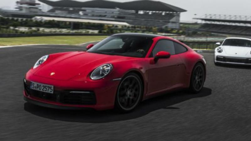 New 911 Carrera S gets predecessor's 3.0-litre turbo-charged flat-six engine.