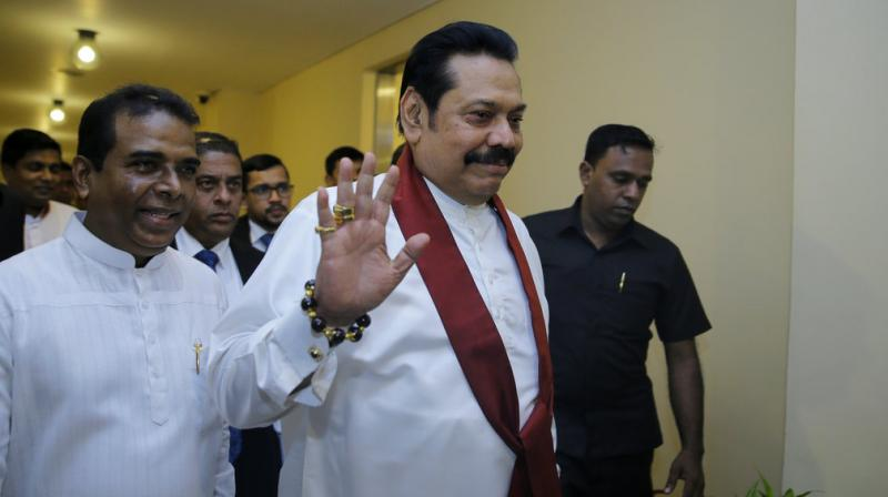 Mahinda Rajapaksa to resign from Premiership