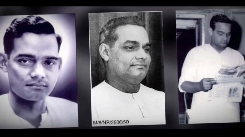 A journalist, a poet, a politician and Prime Minister. Atal Bihari Vajpayee was many things at once. (Photo: YouTube screengrab)