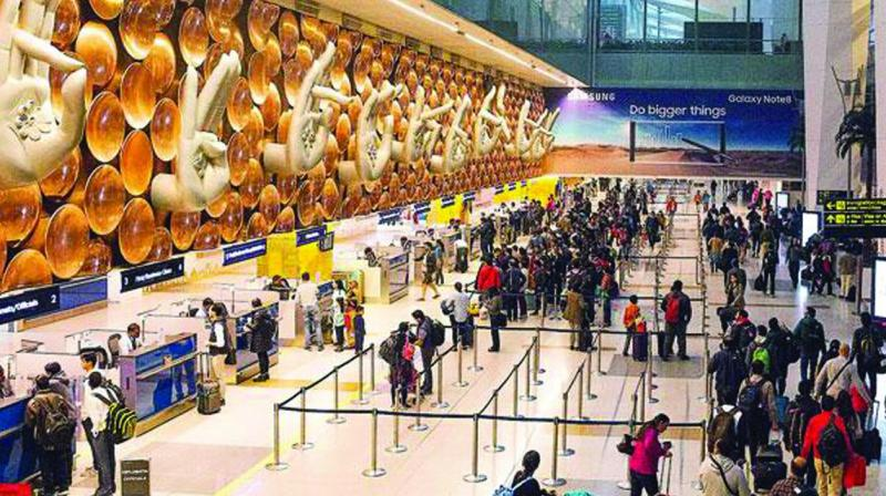 Overall, the Indian airlines also continue to underperform the industry on international routes with passenger traffic de-growth of 14.7pc in July 2019, as against 0.6pc for the industry, the ICRA observed. (Photo: Representative)