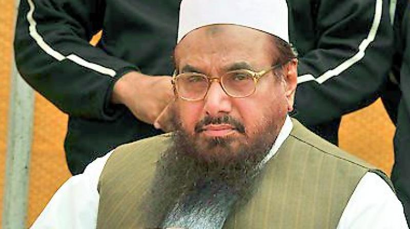 Saeed and four of his associates are under house arrest in Lahore since January 30 under the Anti-Terrorism Act 1997