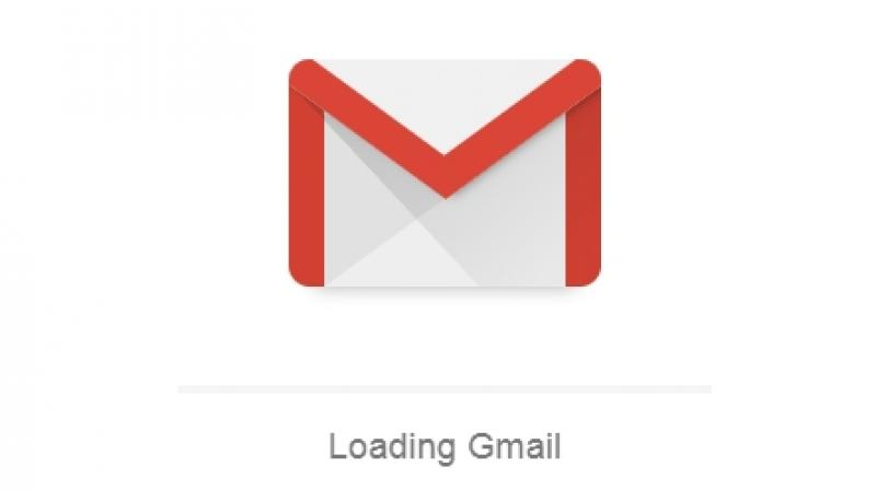 Do note that the synchronisation requires Internet in the background while Gmail is opened in another tab.