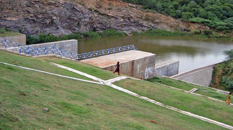Shenbagavalli dam