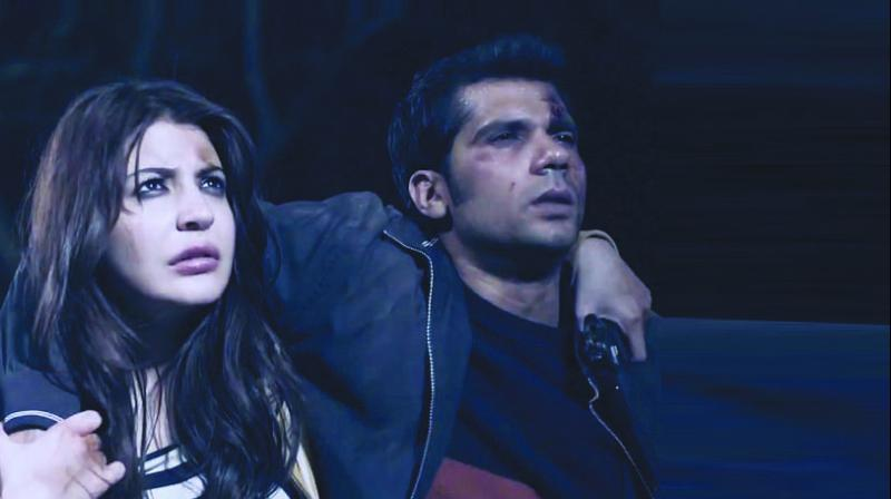 A still from the movie NH10 which revolves around honour killing.