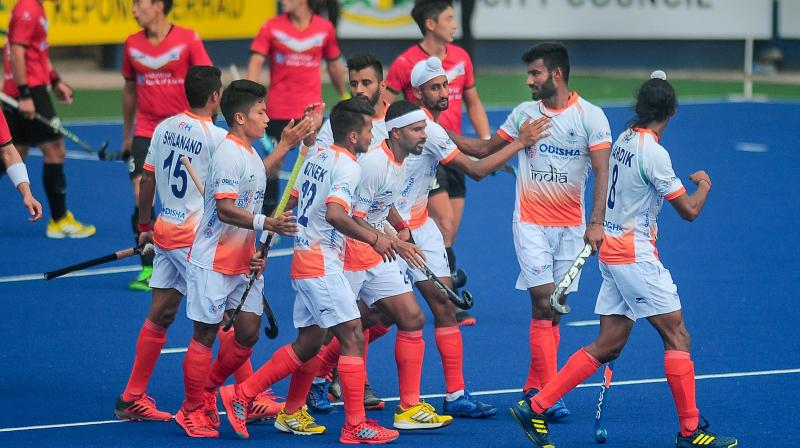 Hockey India also believed that the country had better chances of qualifying for the Olympics via the Hockey World League. (Photo: PTI / File)