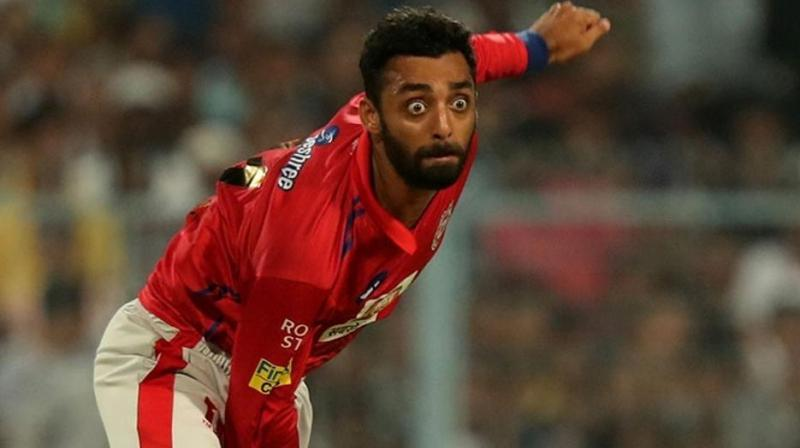 IPL 2019: Kings XI Punjab's Varun Chakravarthy sidelined by a finger injury