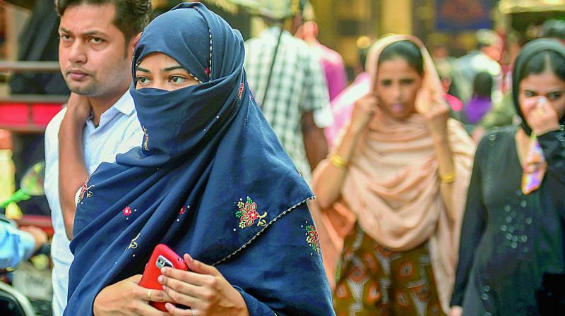 Instant triple talaq to be criminal offence, Centre clears executive order