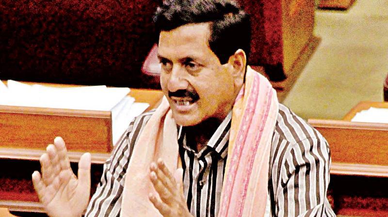 Y.S.V. Datta JD(S) leader