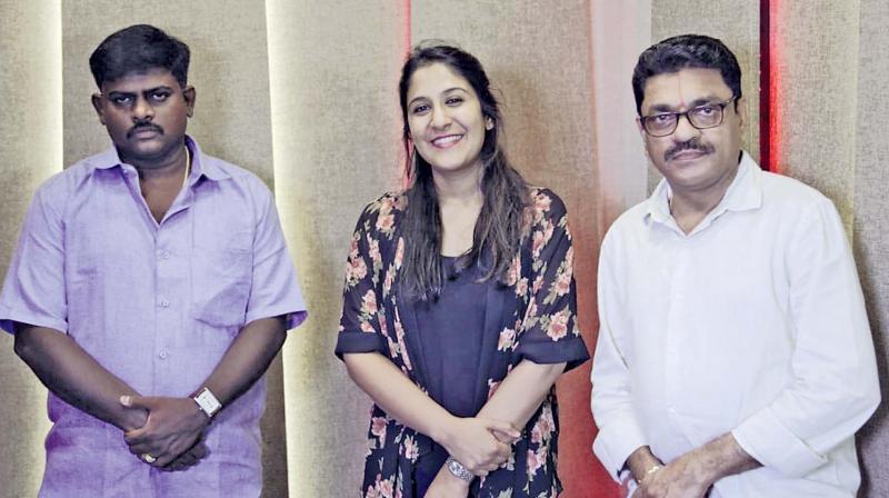 Mazhai Saral music album launch
