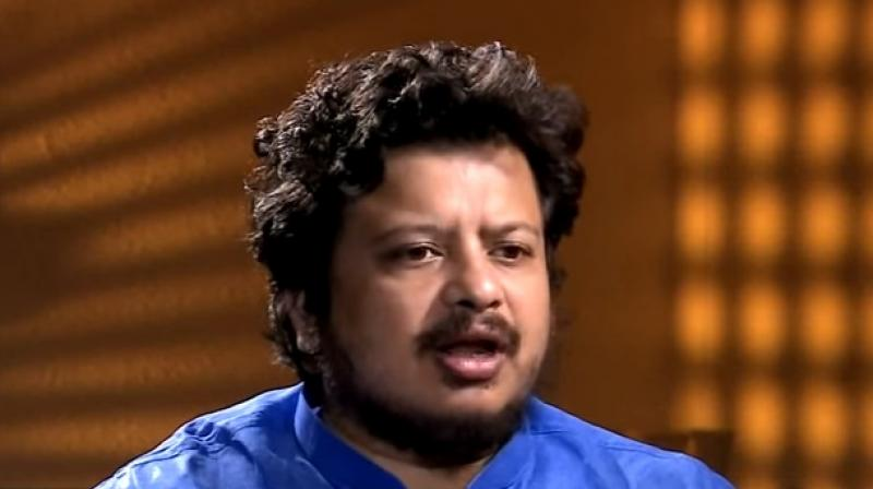 CPI(M) MP Ritabrata Banerjee (Photo: YouTube)