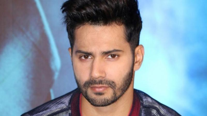 varun dhavan hair style varun asked to shed chocolate boy image sport no make up 4232