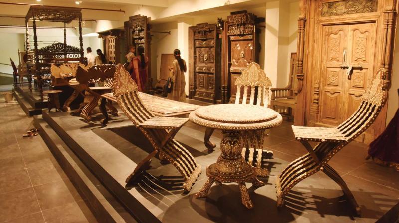 Manjusha Museum at Dharmasthala