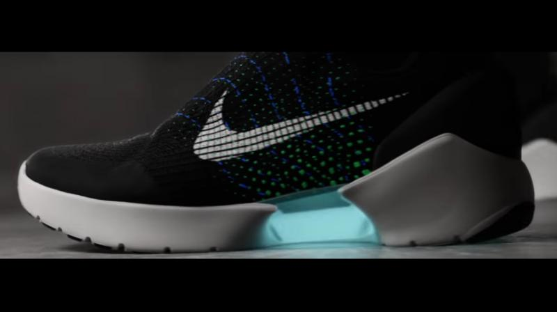 Nike will begin selling its HyperAdapt 1.0 self-lacing shoes on December 1  at a