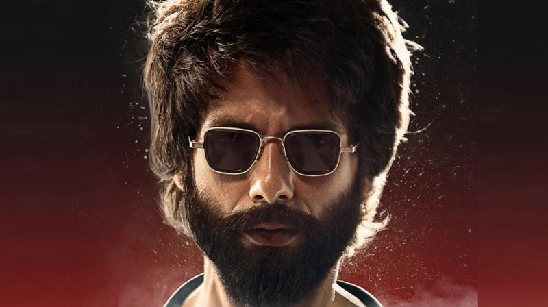 Kabir Singh poster. (Photo: Instagram)