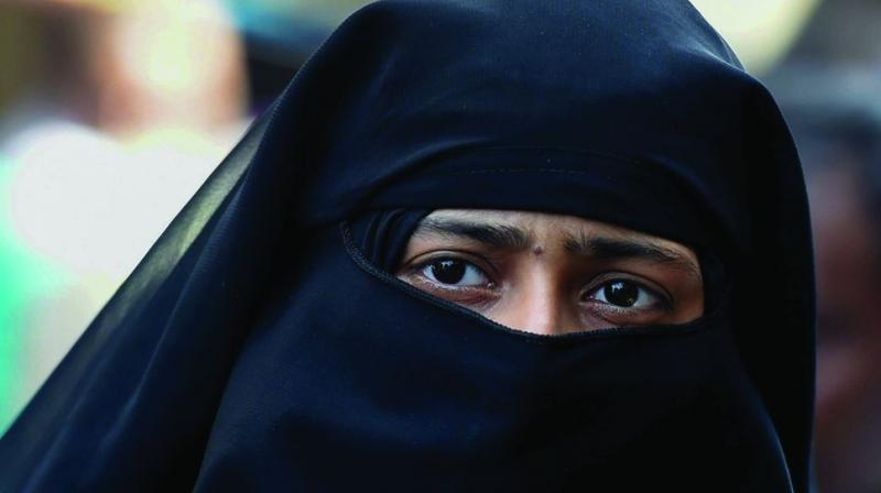 A woman in Kandhla area in Uttar Pradesh's Shamli district has alleged that her husband gave her triple talaq over the phone earlier this month. (Photo: Representational)