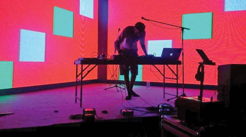 Contemporary electronic music (is there any other kind?) has surprising allies to probably stay relevant: actual instruments and voice.