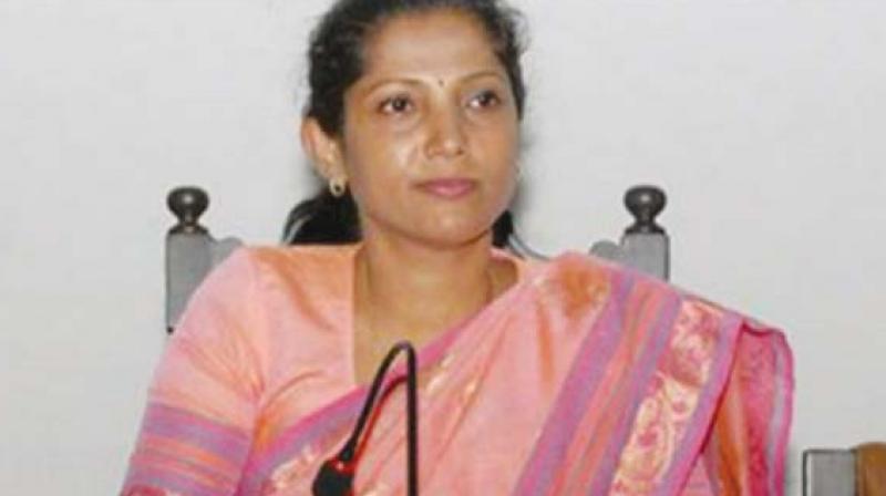 Dr Pushpa Amarnath