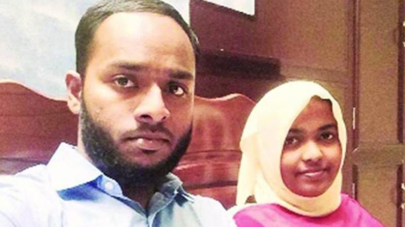 The marriage of the couple was annulled by the Kerala High Court last December after her father alleged that his daughter was being indoctrinated and may be taken ISIS territories in Iraq and Syria by extremist Islamic outfits. (Photo: File)