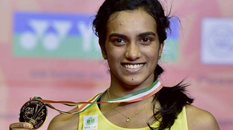 The win narrowed down PV Sindhu's head-to-head record against Carolina Marin to 4-5. (Photo: PTI)