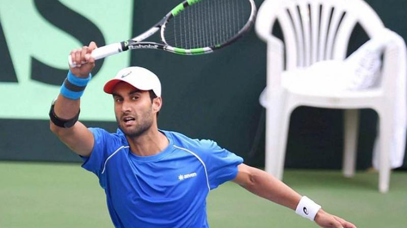 Yuki Bhambri did not report to the preparatory camp, which began in Bangalore on Sunday. (Photo: PTI)