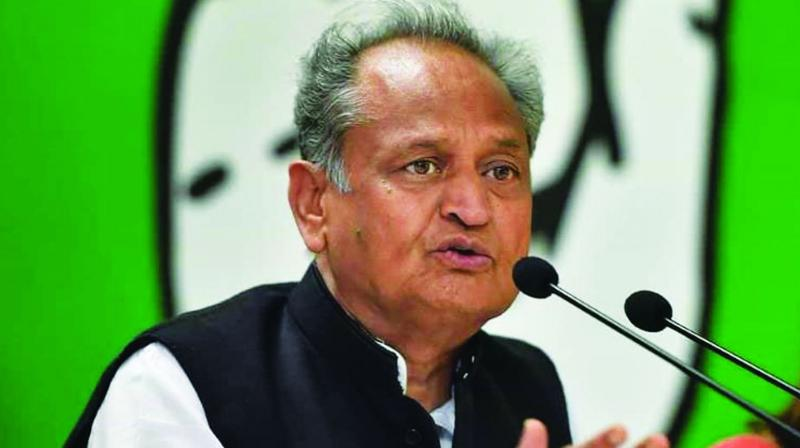 Gehlot said women will be able to come forward and play constructive role in nation-building only when they are not forced to cover their faces. (Phtoo: File)