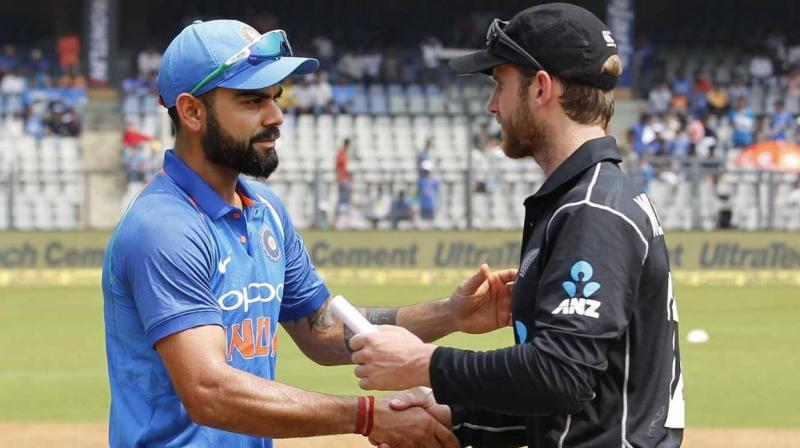 Captain Virat Kohli and his team thrive on challenges and they will back themselves to win their seventh ODI series in a row, when they take the field at the Green Park Stadium, which will be hosting its first ever 50-over game under lights. (Photo: BCCI)