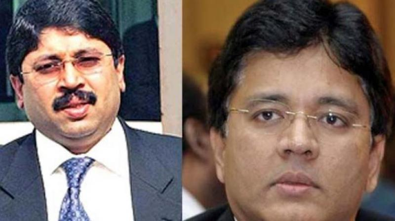 Sun TV shares zoom after CBI court clears Maran brothers