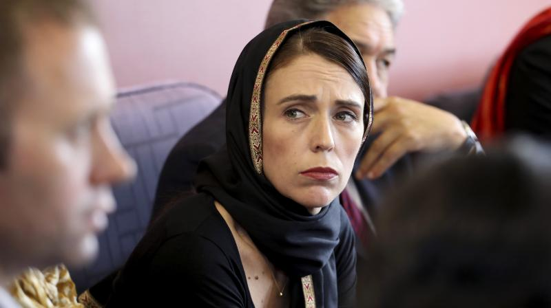 'He is a terrorist. He is a criminal. He is an extremist. But he will, when I speak, be nameless,' she said. (Photo:AP)