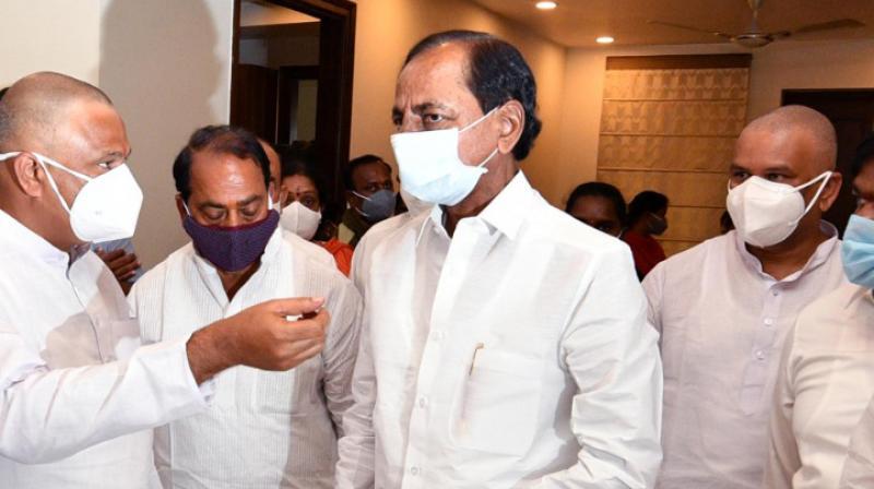 KCR to tour Telangana after inauguration of Telangana Bhavan - Deccan Chronicle