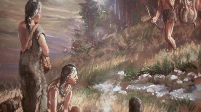 Bone marrow was an important diet element in prehistoric times. (Photo: ANI)