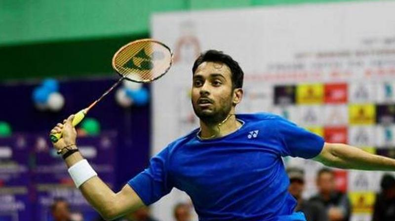 Indian shuttler Sourabh Verma entered the men's singles main draw of the Hong Kong Open after clinching straight-game wins in his two qualifying clashes here on Tuesday. (Photo:Twitter)