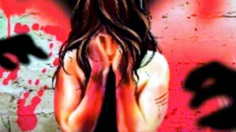 A 9-year-old girl was allegedly raped and left to bleed by a 25-year-old man in Uttar Pradesh's Unnao on Wednesday. (Representational Image)