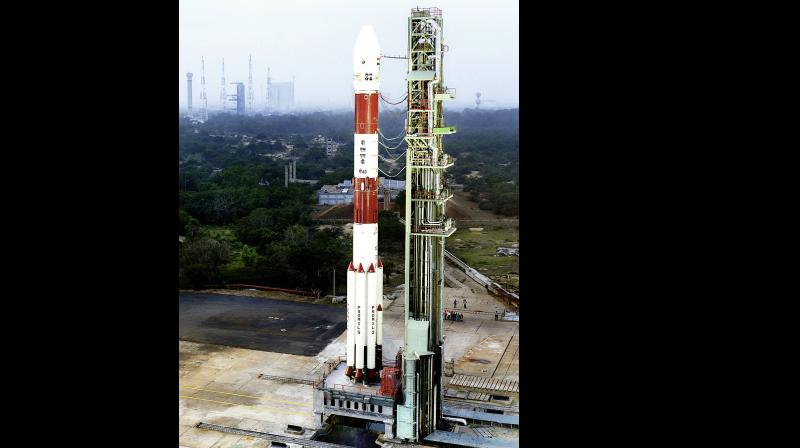 PM Modi hails ISRO for successful launch of its 100th satellite