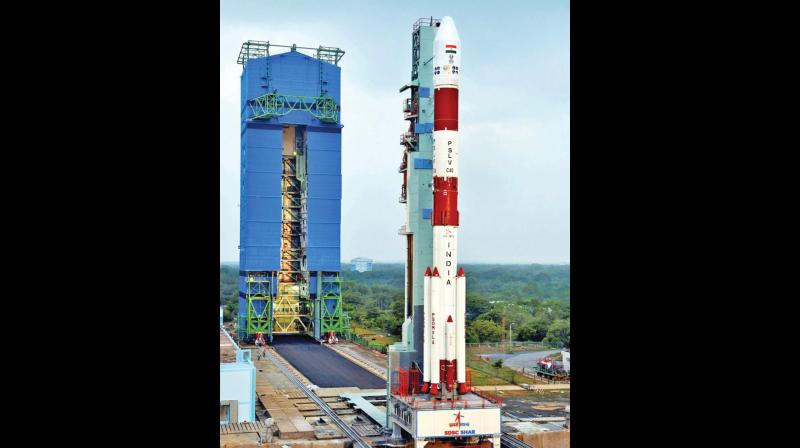 ISRO all set to launch Cartosat-2 series satellite