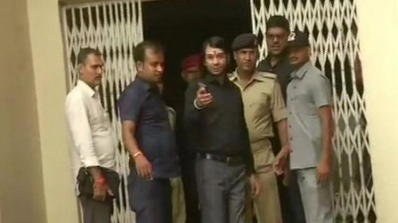 After being convicted in the multi-crore fodder scam cases, Yadav was sent to the Birsa Munda Central Jail on December 23, 2017.  (Photo: ANI)