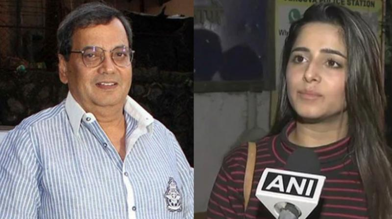#MeToo: Actor Kate Sharma Files Molestation Complaint Against Subhash Ghai